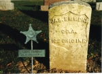 Grave:  James Emmons