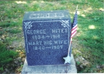 Grave: George Hites, Jr.