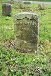 Grave: John Weber